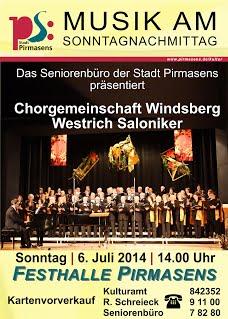 Chorgemeinschaft Windsberg 2